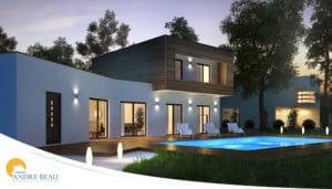 Maison Andre Beau - Constructeur de Maisons en Gironde (33) & Aquitaine
