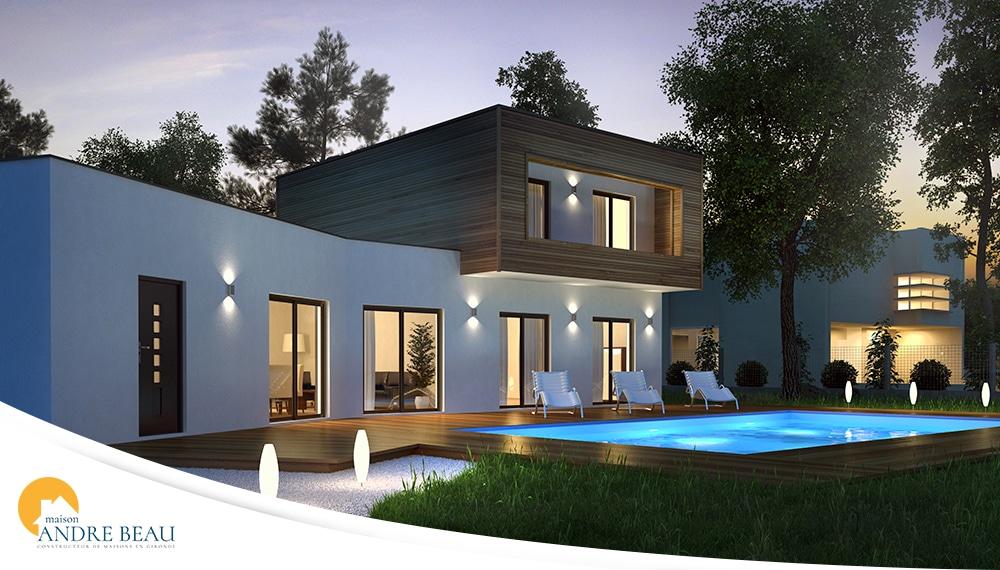 Plan et Modèles de Maisons - Maisons Andre Beau - Constructeur ...