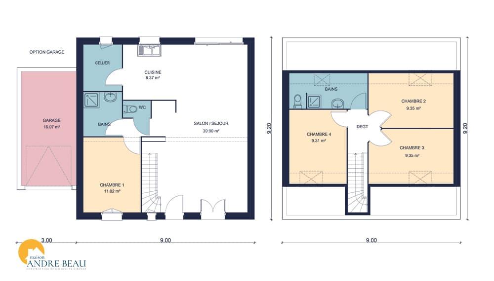 plan_maison_traditionelle_carignan