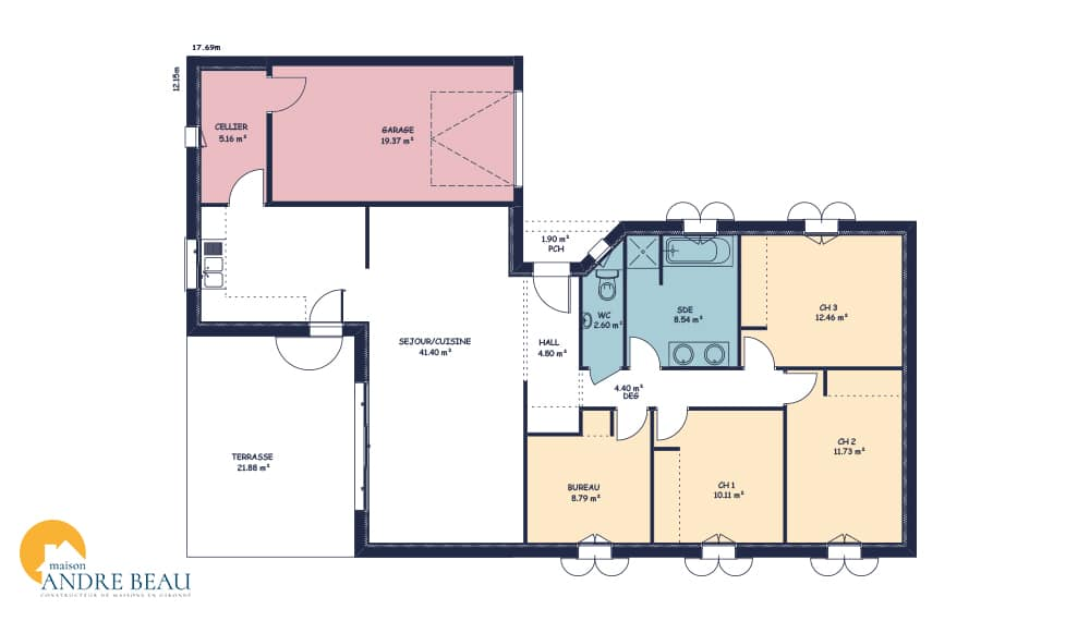 plan_maison_tradtionnelle_hossegor