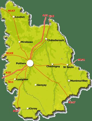 vienne departement 86